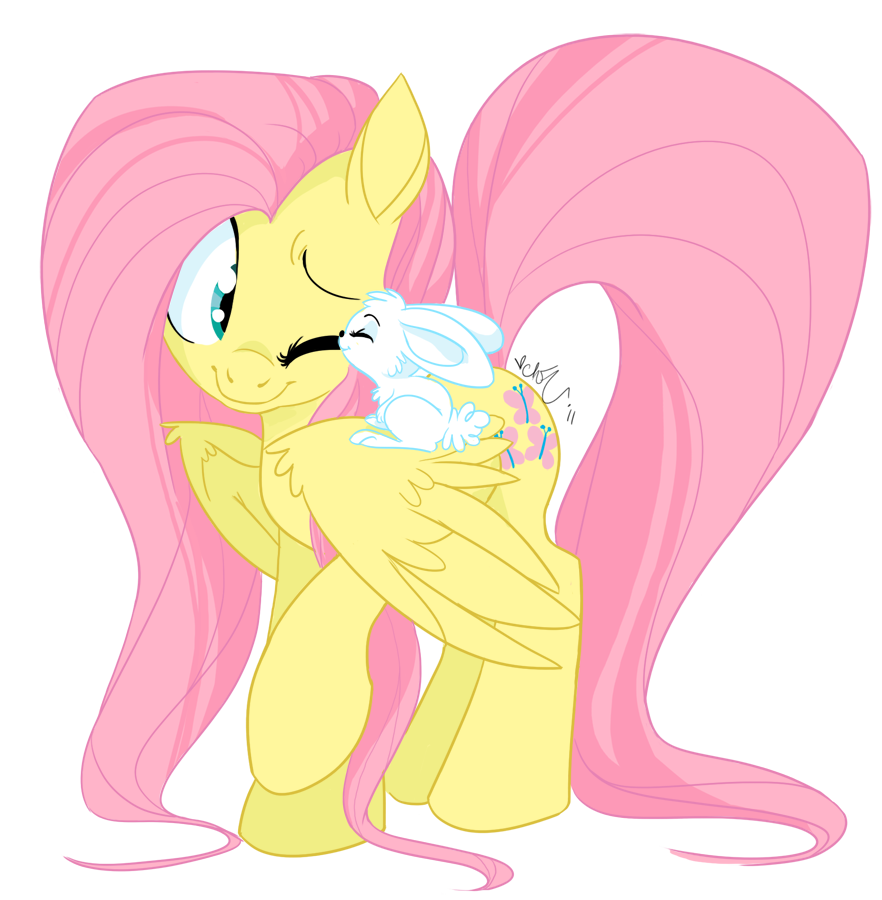 Kiss for mommy by Chib-bee