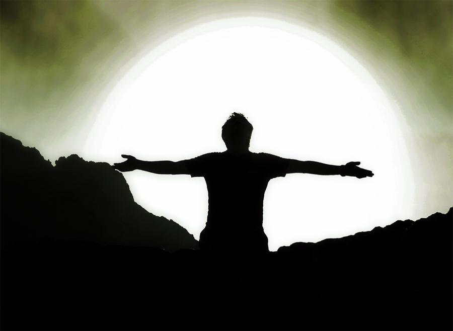L'ascension Au Dieu by exodiv