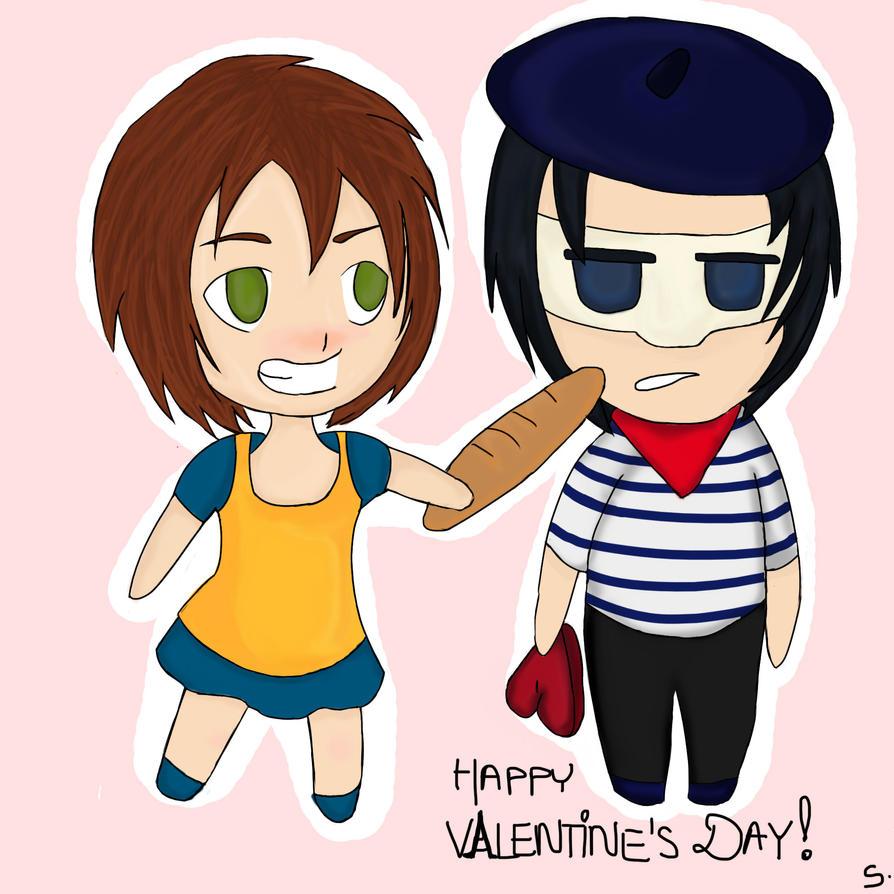 V-day contest by sangomar