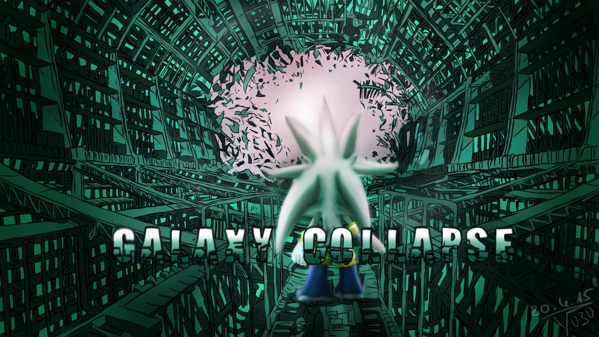 Galaxy Collapse by Yuzuyuu