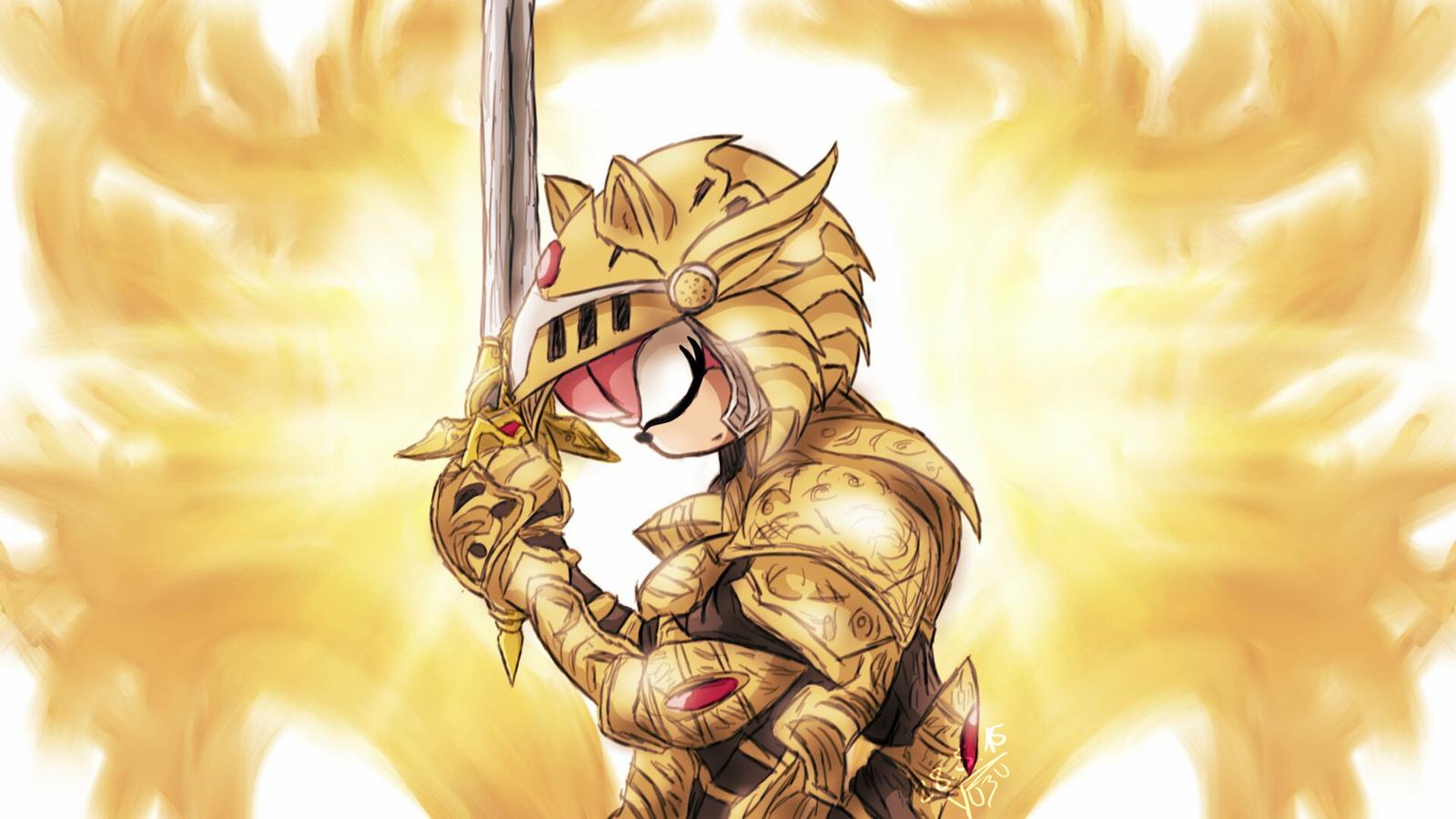Her Sword by Yuzuyuu