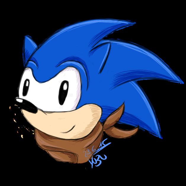 Happy Sonic! by Yuzuyuu