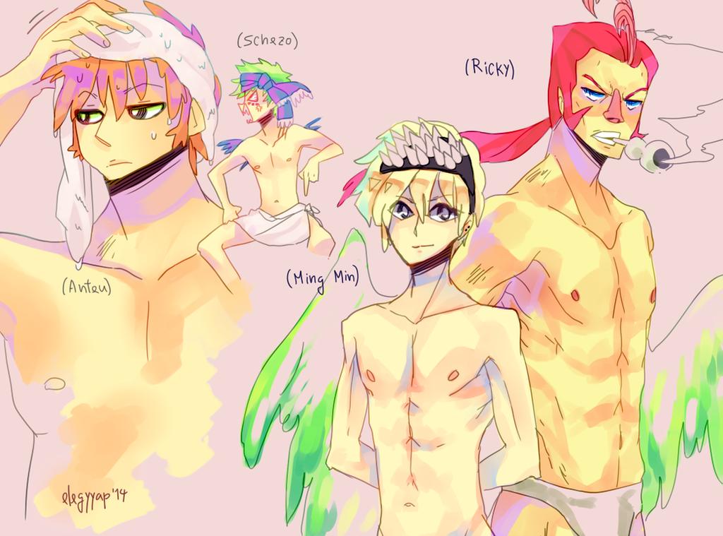 body types by lauramma