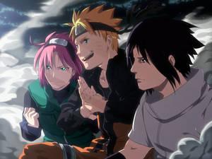Naruto : Team 7 Collab