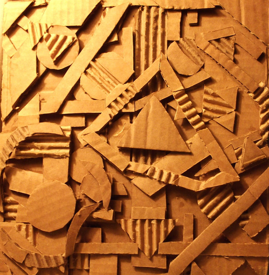 how to kill arts with cardboard