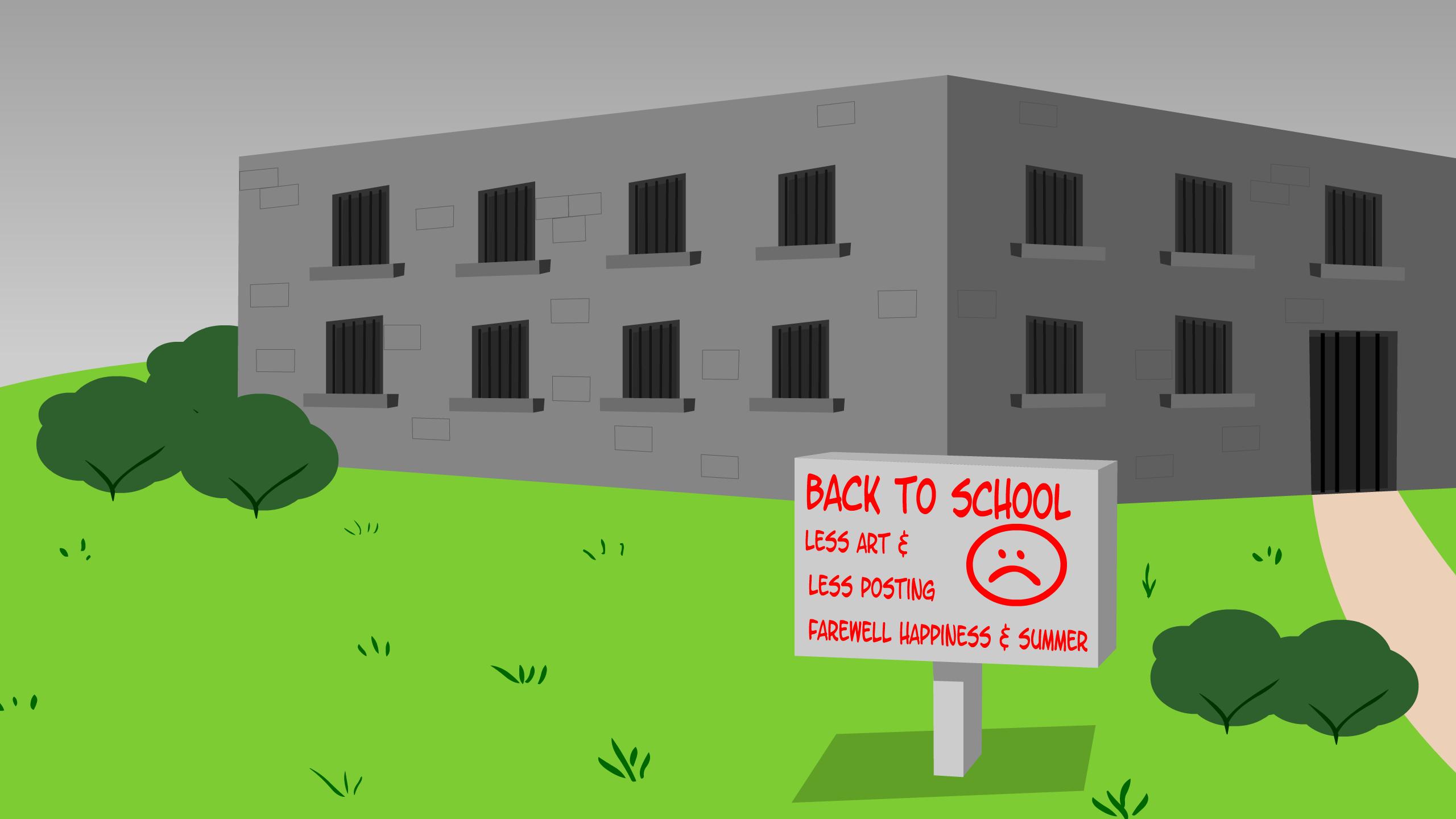 Back to School by Kronoxus