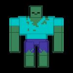 MLP Minecraft Mutant Zombie