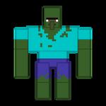 MLP Minecraft Mutant Zombie Villager