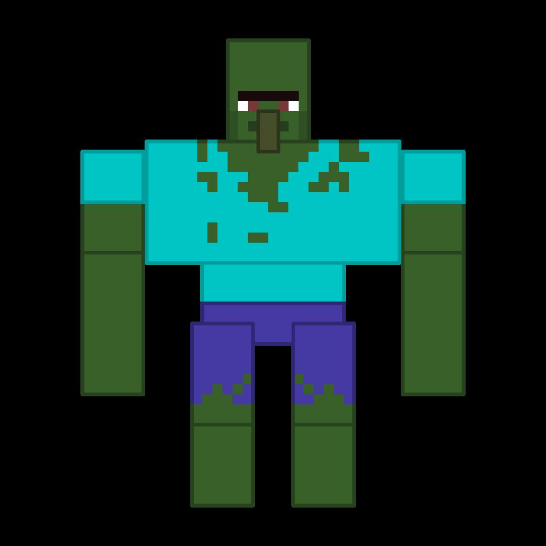 Minecraft Zombie Villager Skin 54158 Enews