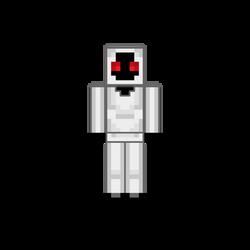 MLP Minecraft Entity 303 (John Entity)