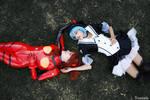 Rei Ayanami Gothic lolita