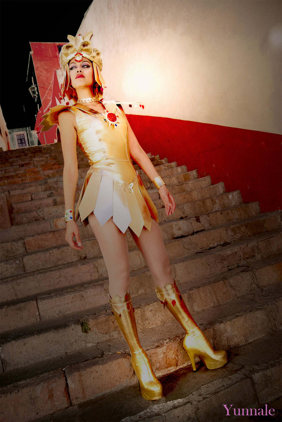 Sailor Galaxia by Yunnale