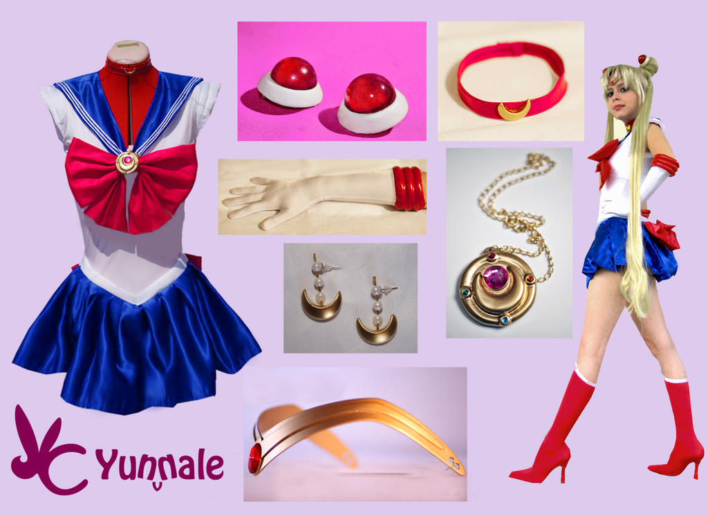 Juego Sailor Moon by Yunnale