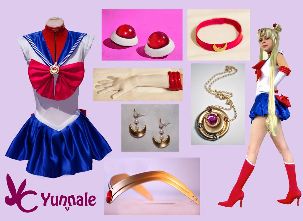Juego Sailor Moon by Yunnale