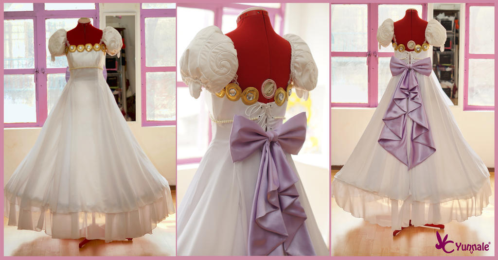 Princess moon dress by Yunnale
