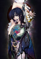 -Hades butterfly- by PassionateSnuff
