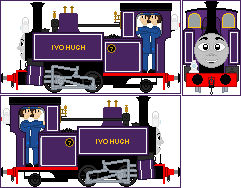 TVS Version Of Ivo Hugh