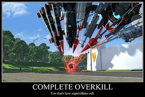 Complete Overkill by Fragmented-Shadows