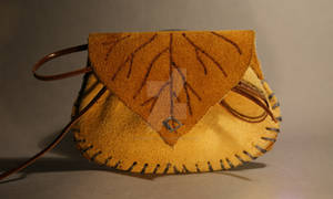 Leaf Coin Pouch 1