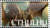 cthulhu stamp