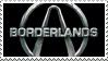 Borderlands Stamp