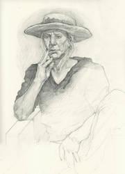 Hat by bopx