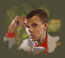 Stromae Portrait