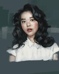 Ordinary Girl by bopx