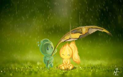 #53 Rainy day