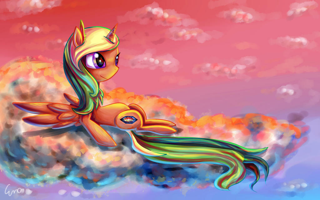 On Cloud Nine by erovoid