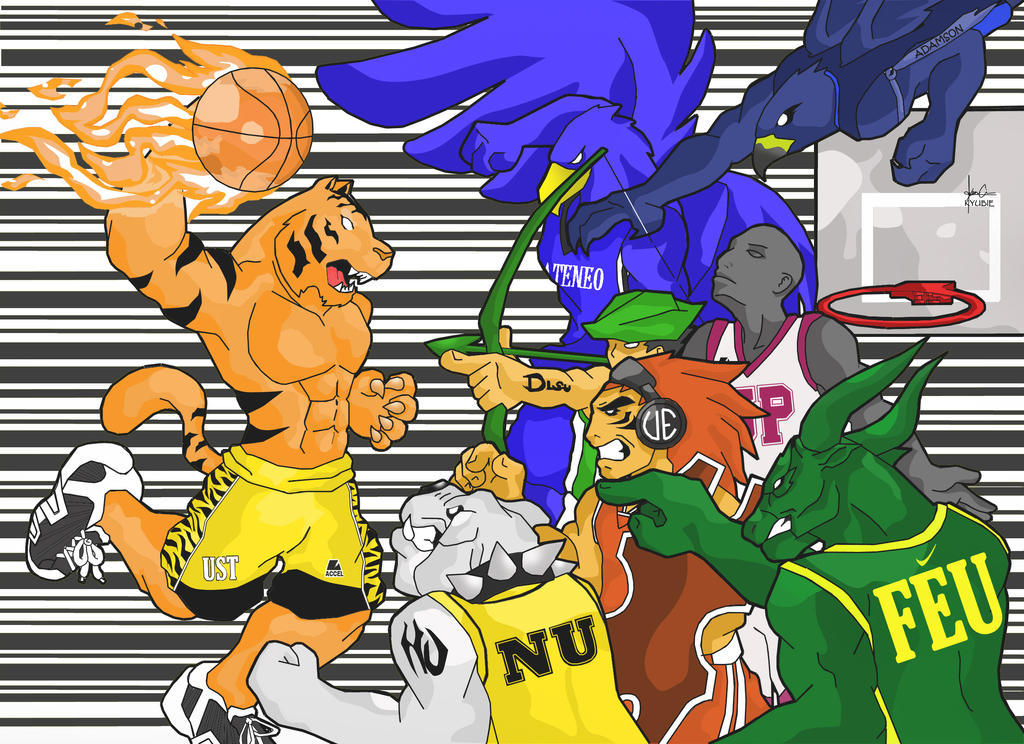 UAAP By Cubinar99 On DeviantArt