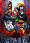 Darkstalkers tribute