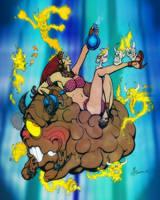 The Element of Pleasure by MrTuke