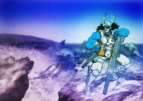 Grim and Frostbitten Kingdom by MrTuke