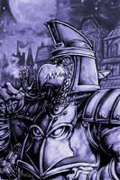 King Evil - Raklek by MrTuke