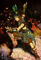Prince Karti by MrTuke