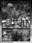 Dr Chimera Comic Page