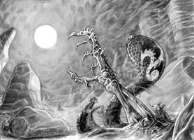 Curse the Sun by MrTuke