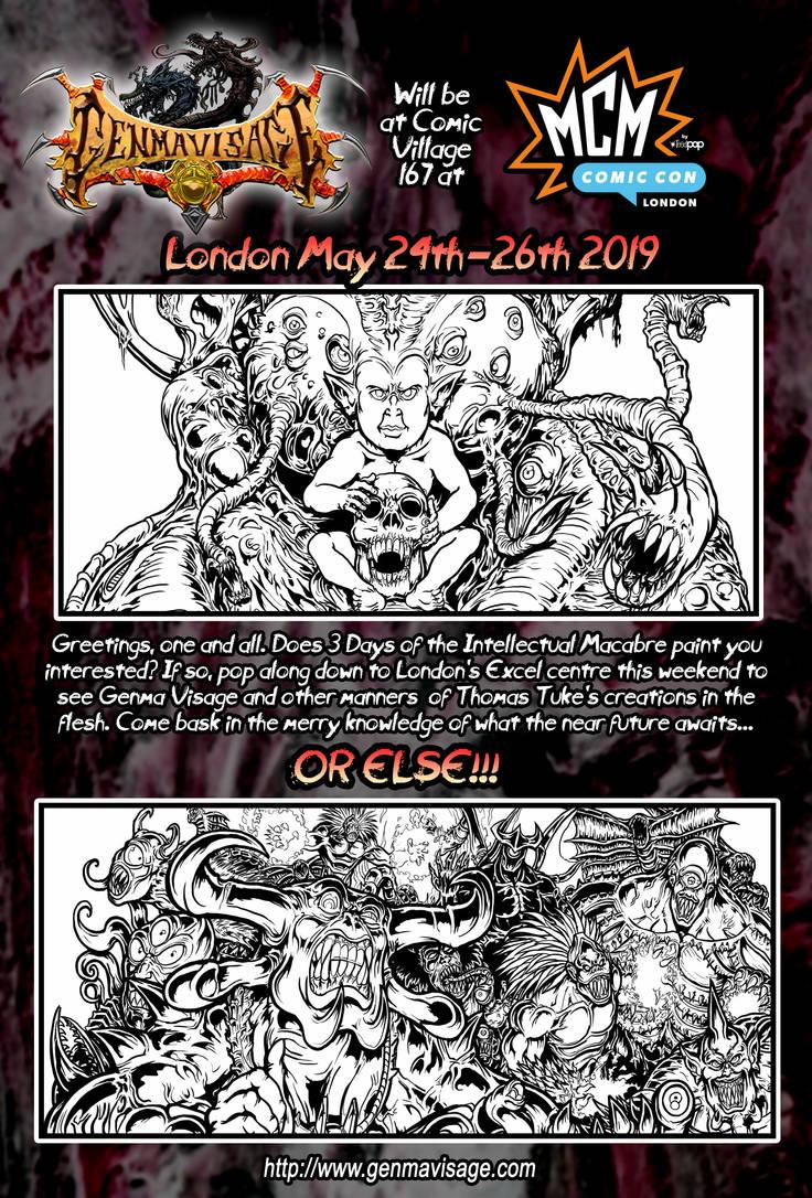 London MCM May 2019 by MrTuke