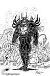 Ryuken goes Monster Hunting by MrTuke
