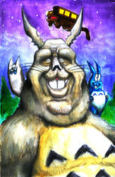 Old Gold: My Neighbour Totoro (2008)