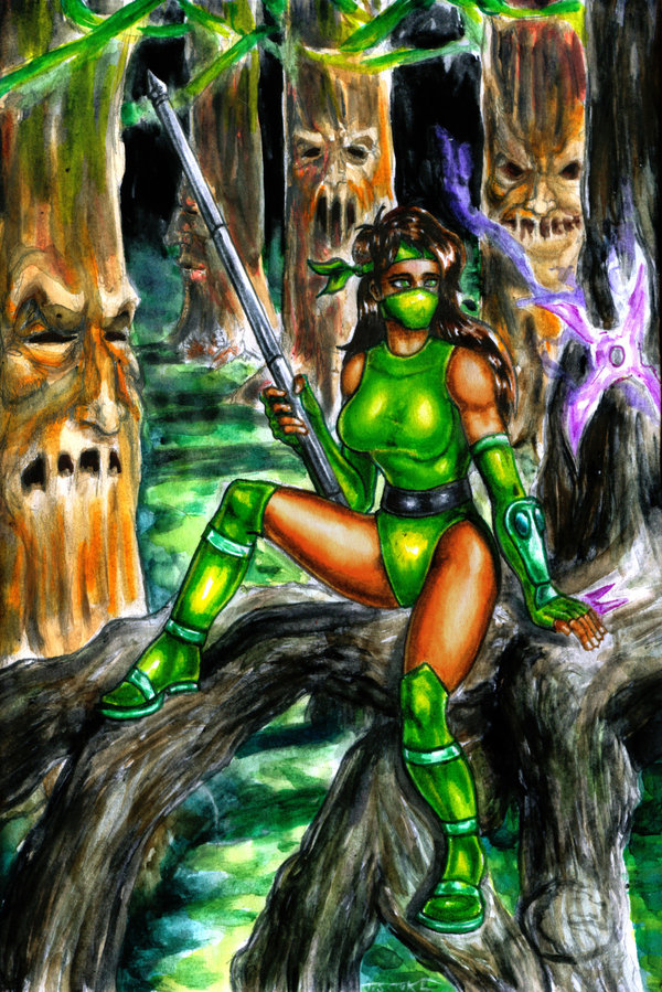 Old Gold: Mortal Kombat Jade (2007)