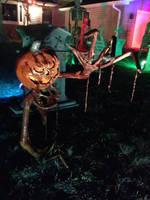 Pumpkin creeper by Threedayslong