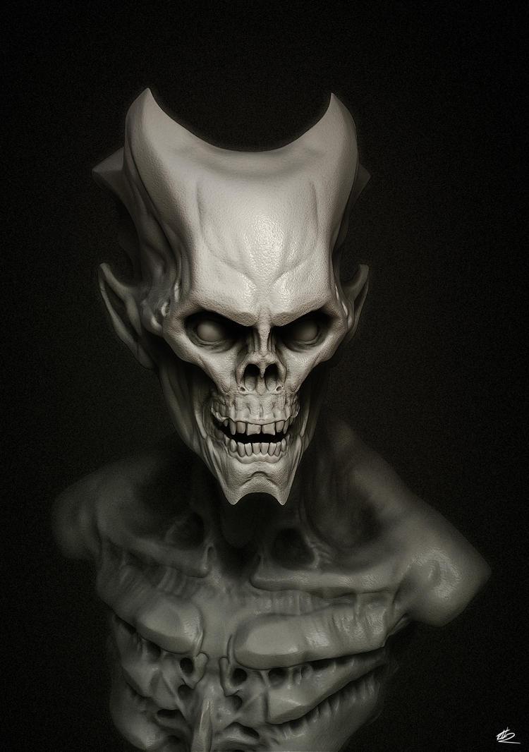Demon by TLishman