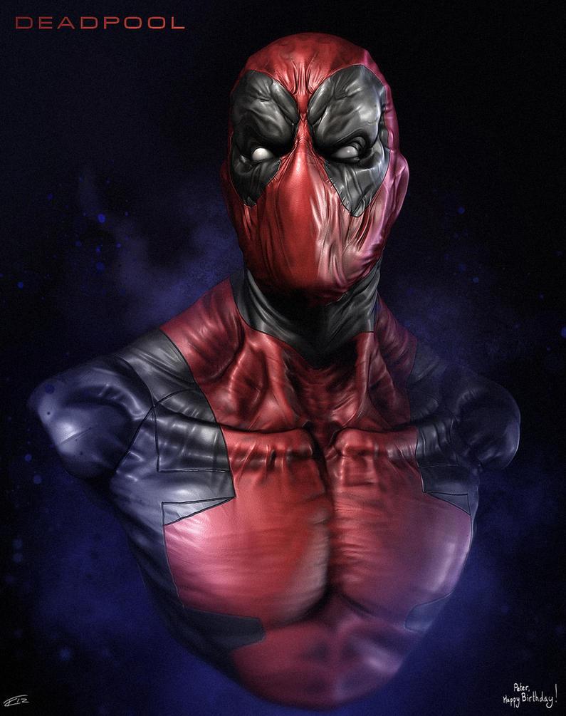 Deadpool by TLishman