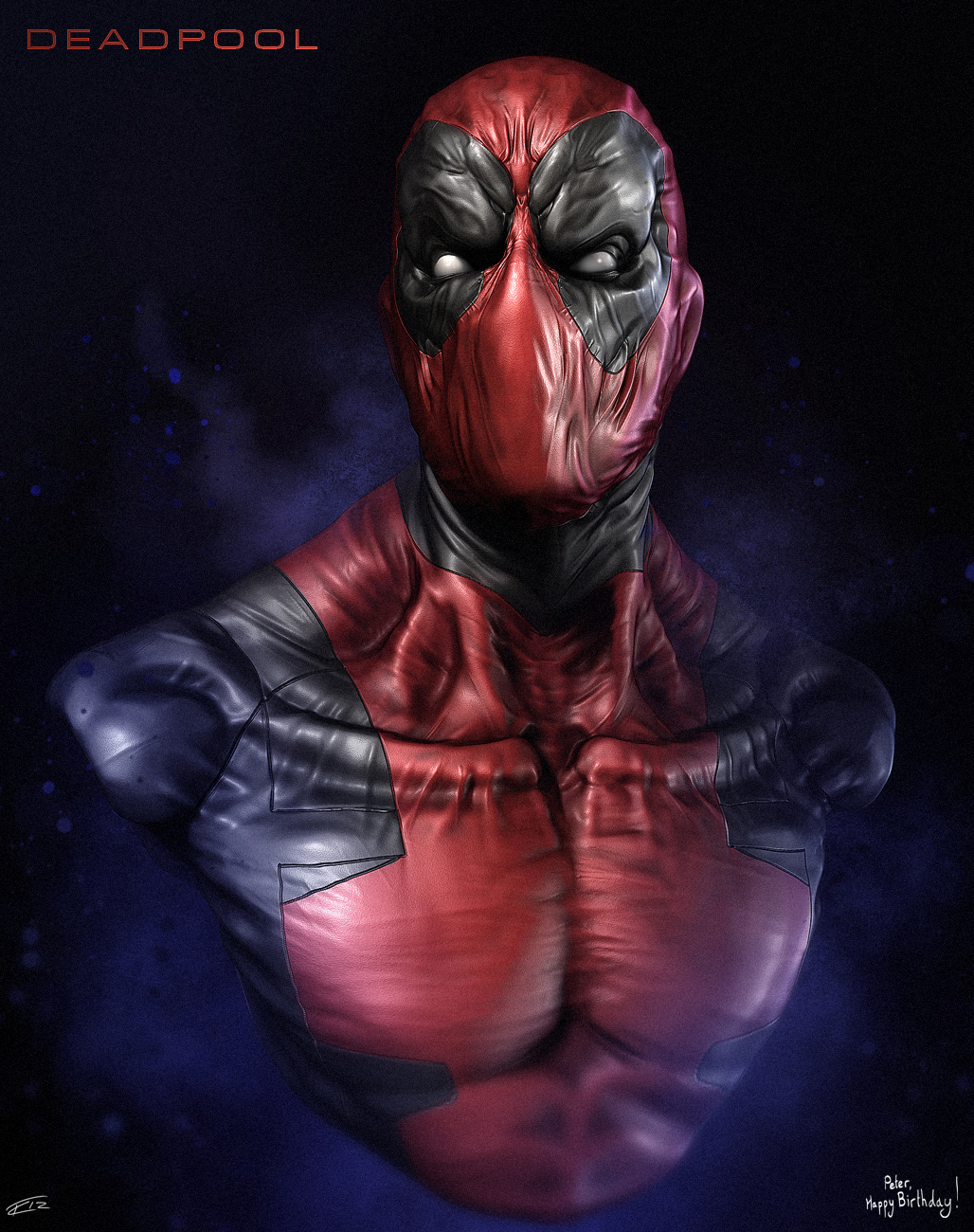 Deadpool by TLishman