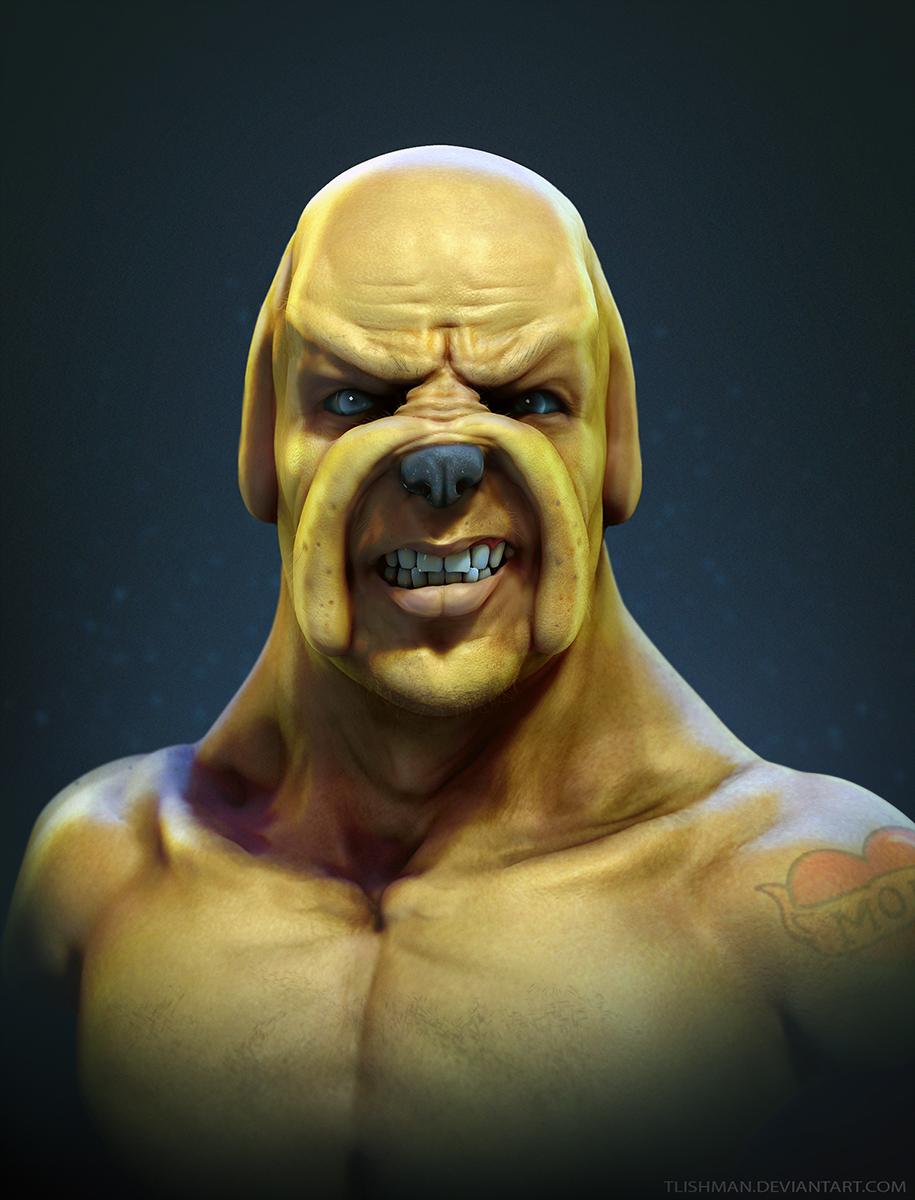 Jake 'The Dog'