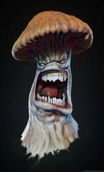 Infected Mushroom Fanart by CRYart-UK
