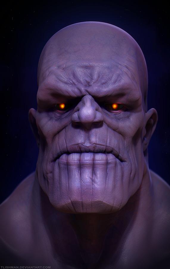 Thanos by TLishman