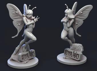 Green Fairy Studios - Miniature